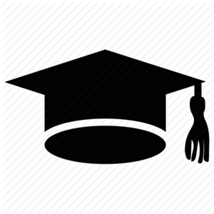 Academic Hat PNG File PNG Clip art