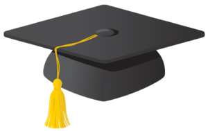 Academic Hat PNG Photo PNG Clip art