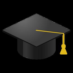 Academic Hat PNG Photos PNG Clip art