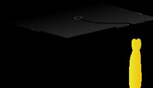 Academic Hat Transparent Background PNG Clip art