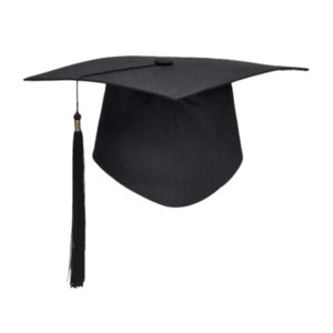 Academic Hat Transparent PNG PNG Clip art