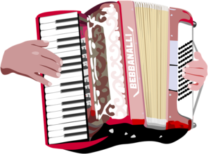 Accordion PNG Transparent Image PNG Clip art