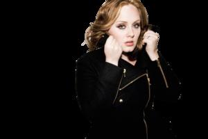 Adele Transparent Background PNG Clip art
