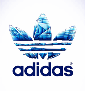 Adidas Logo PNG Pic PNG clipart
