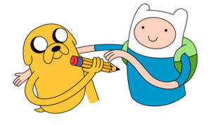 Adventure Time PNG Pic PNG Clip art