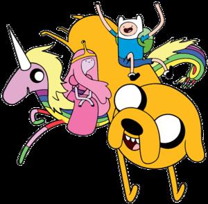 Adventure Time Transparent PNG PNG Clip art