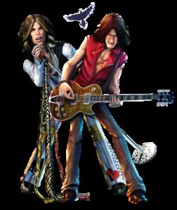 Aerosmith PNG Pic PNG Clip art
