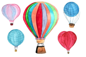 Air Balloon PNG Free Download PNG Clip art