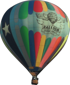 Air Balloon Transparent Background PNG Clip art