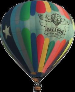Air Balloon Transparent Background PNG Clip art