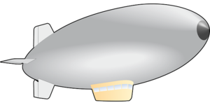 Airship PNG Background Image PNG Clip art