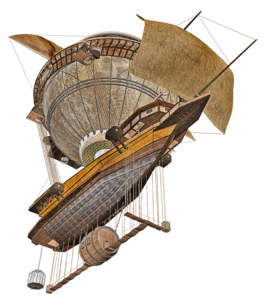 Airship PNG Photo PNG Clip art