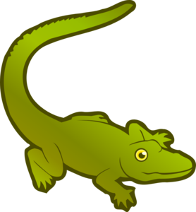 Alligator PNG Pic PNG icon