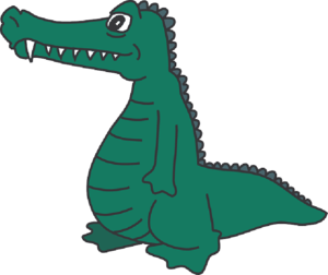Alligator PNG Picture PNG icon