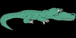 Alligator Transparent Background PNG Clip art