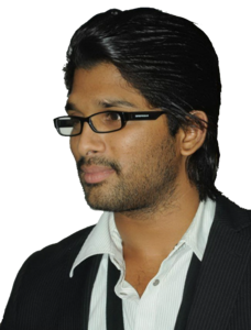 Allu Arjun PNG Pic PNG Clip art