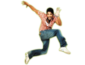 Allu Arjun Transparent Background PNG icon
