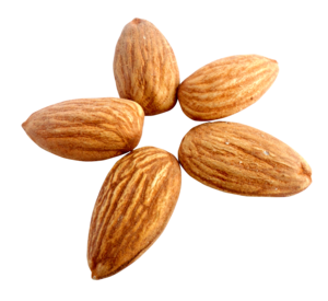 Almond Transparent Background PNG Clip art