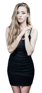Amanda Seyfried Transparent Background PNG Clip art