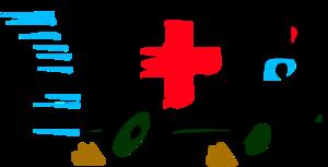 Ambulance Van PNG File PNG Clip art