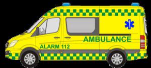 Ambulance Van PNG Image PNG Clip art