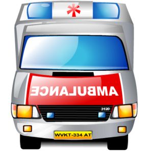Ambulance Van PNG Picture PNG icon
