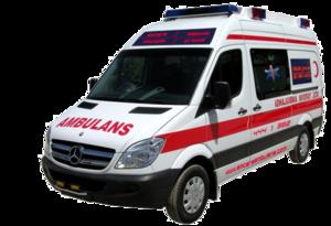 Ambulance Van PNG Transparent Image PNG icon