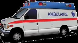 Ambulance Van PNG Transparent PNG Clip art