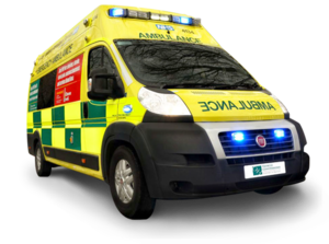 Ambulance Van Transparent Background PNG Clip art