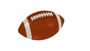 American Football Ball PNG PNG Clip art