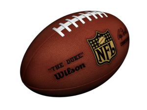 American Football Ball The Duke PNG PNG Clip art