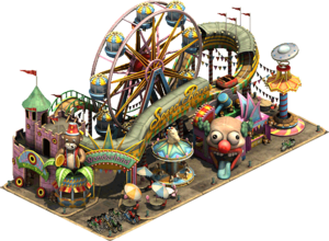Amusement Park Transparent PNG PNG Clip art