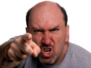 Angry Person PNG File PNG Clip art