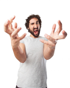 Angry Person PNG Free Download PNG Clip art