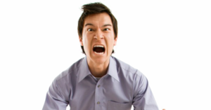 Angry Person PNG HD PNG Clip art