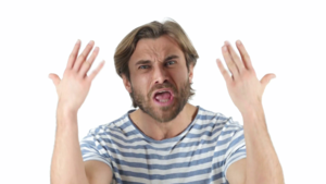 Angry Person PNG Picture PNG Clip art
