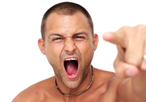 Angry Person PNG Transparent HD Photo PNG Clip art