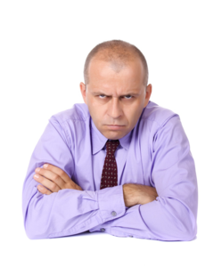 Angry Person PNG Transparent Picture PNG Clip art