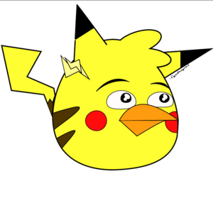 Angry Pikachu PNG Transparent Image PNG Clip art