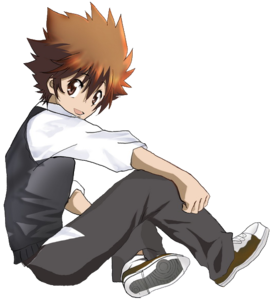 Anime Boy PNG Photo PNG Clip art