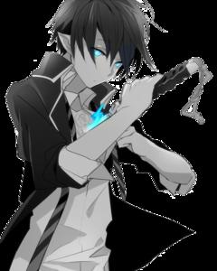 Anime Boy PNG Transparent PNG Clip art