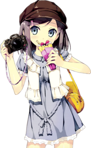 Anime Girl PNG Clipart PNG Clip art