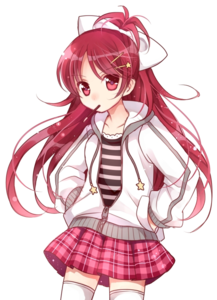 Anime Girl PNG Photos PNG Clip art