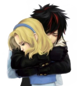 Anime Love Couple PNG Clipart PNG Clip art