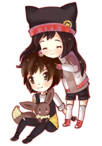 Anime Love Couple PNG Photos PNG Clip art