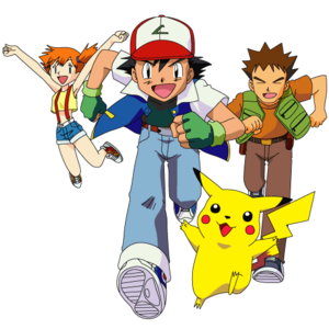 Anime Pokemon PNG Transparent Picture PNG Clip art