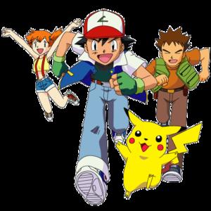 Anime Pokemon PNG Transparent Picture PNG Clip art