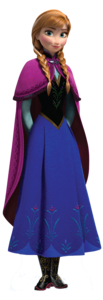 Anna PNG Image PNG Clip art