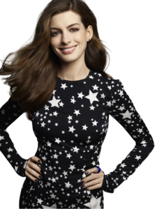 Anne Hathaway PNG Free Download PNG Clip art