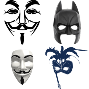 Anonymous Mask PNG HD Photo PNG Clip art